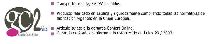 Garantias Confort Online